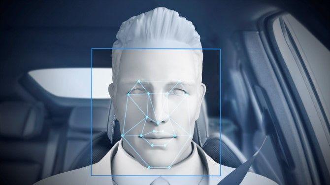 Proton X80 face recognition
