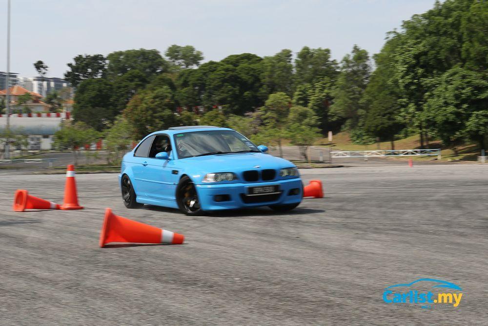 BMW E46 Ci Gymkhana