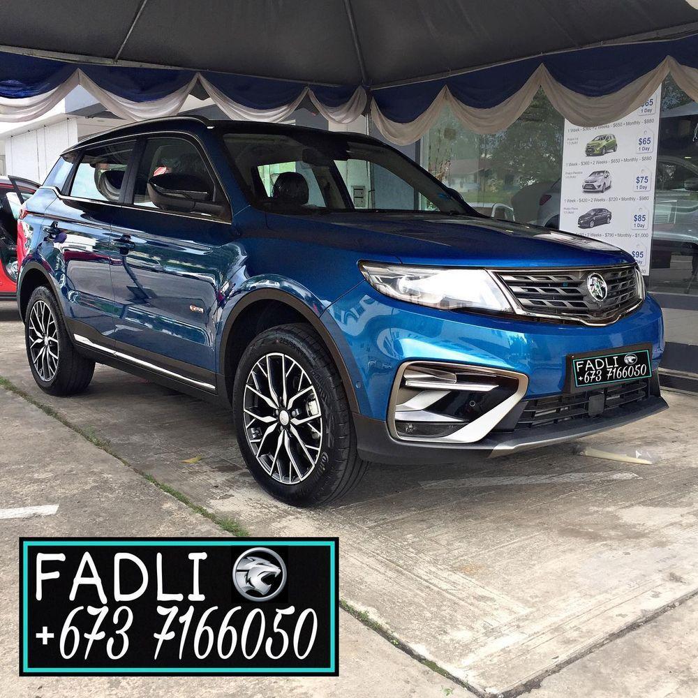 Proton X70 EE,Exclusive Edition,Brunei,2021,SUV,Terhad