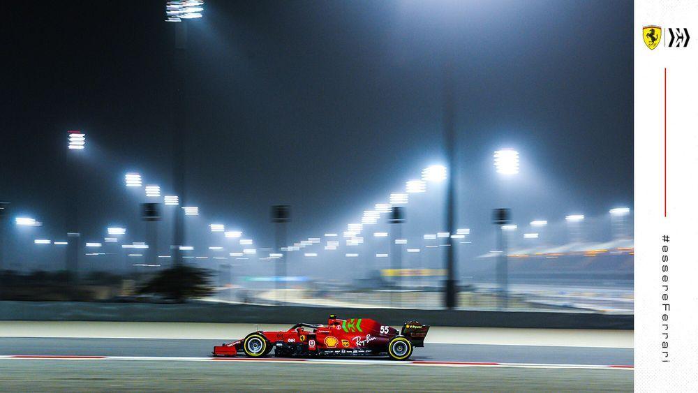 Scuderia Ferrari SF21