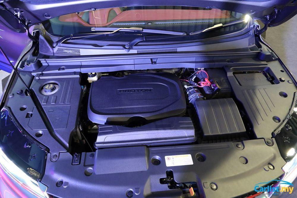 Enjin Proton X50, 1.5L