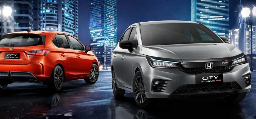 honda city hatchback 2021,RS,honda malaysia