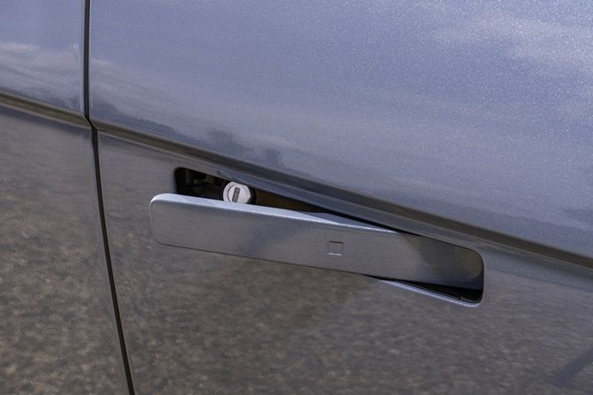 Hyundai IONIQ 5 Launched In UK From RM 213291 Door Handle