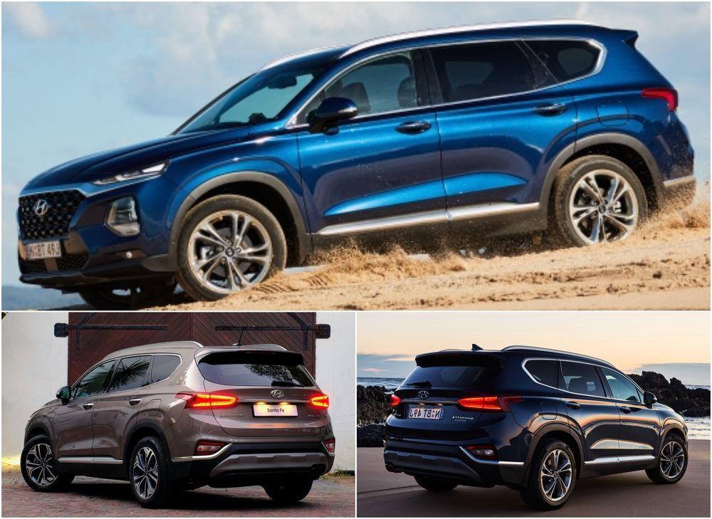 Hyundai Santa Fe - Buying Guide - 7-Seater SUVs