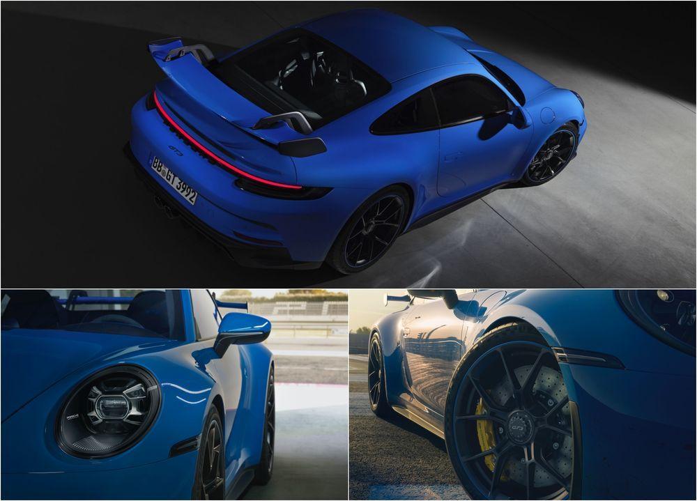 2021 Porsche 911 GT3 (992)