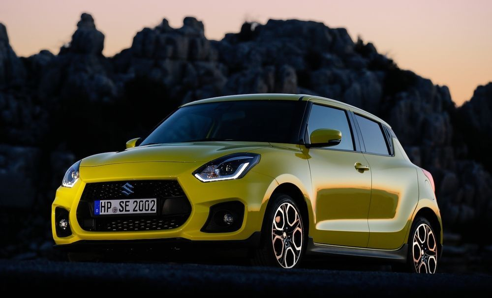 2021 Suzuki Swift Sport - 1