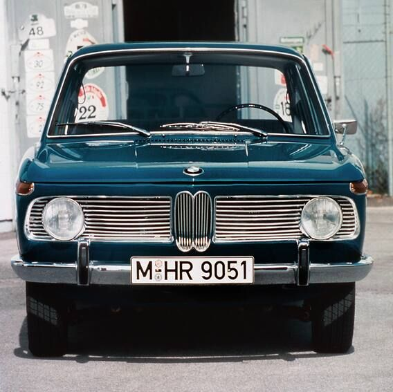 BMW 1500 New Class