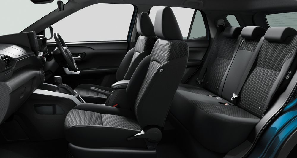 2021 Perodua Ativa First Drive seats