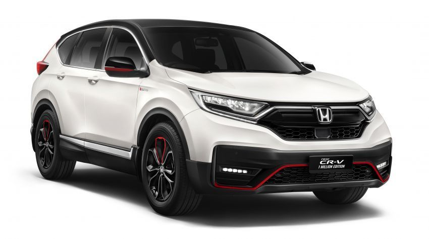 Honda CR-V Special Edition 2020, 1 million dreams campaign