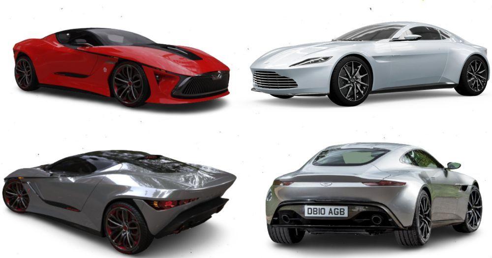 malaysian sports car,Saharudin,kereta sport,Aston martin db10