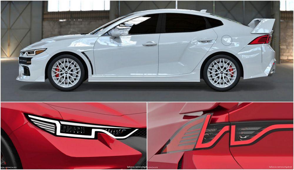 Mitsubishi Lancer Evolution XI - Enoch Gonzales