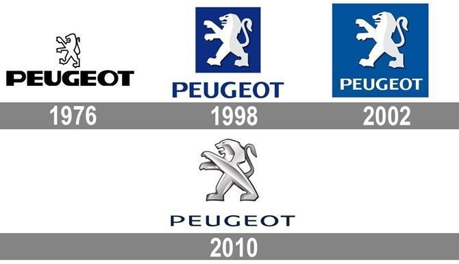 Peugeot Gets A New Old Logo After Over A Decade Peugeot Modern logos