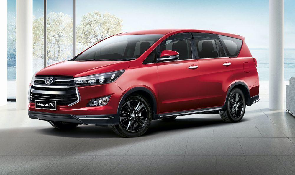2020 Toyota Innova X
