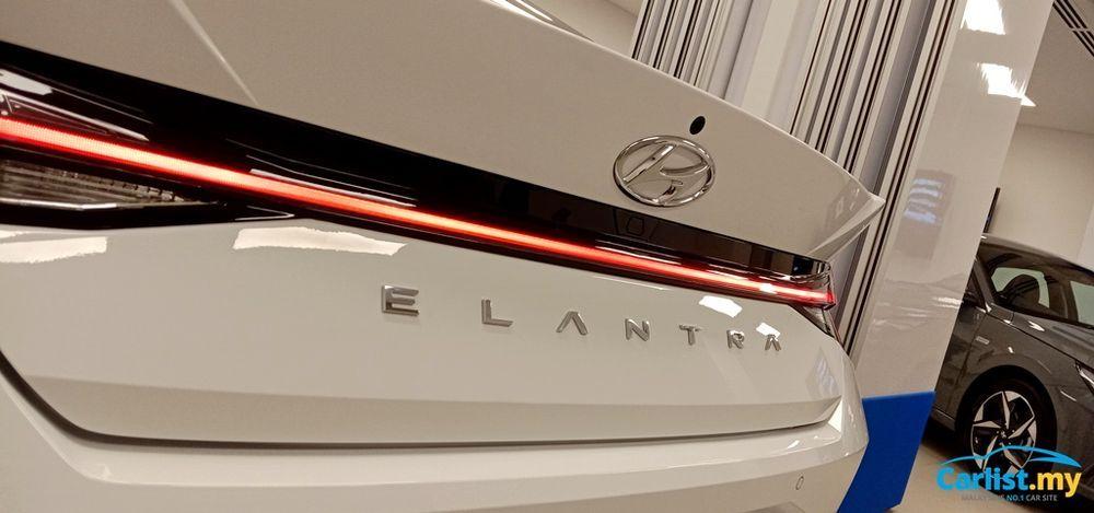 2020 Hyundai Elantra CN7 Exterior