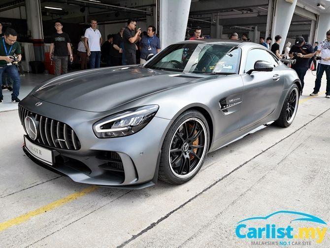 2020 Mercedes AMG GT R