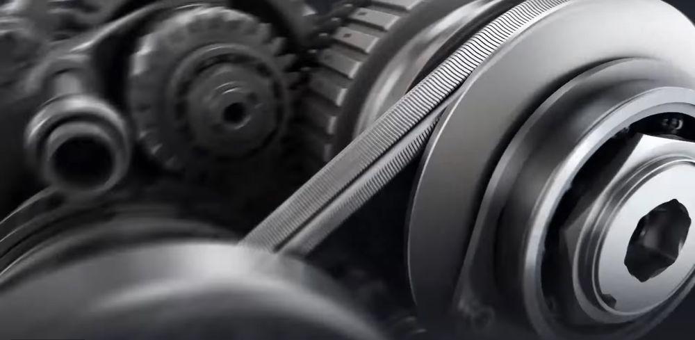 Toyota Direct Shift-CVT