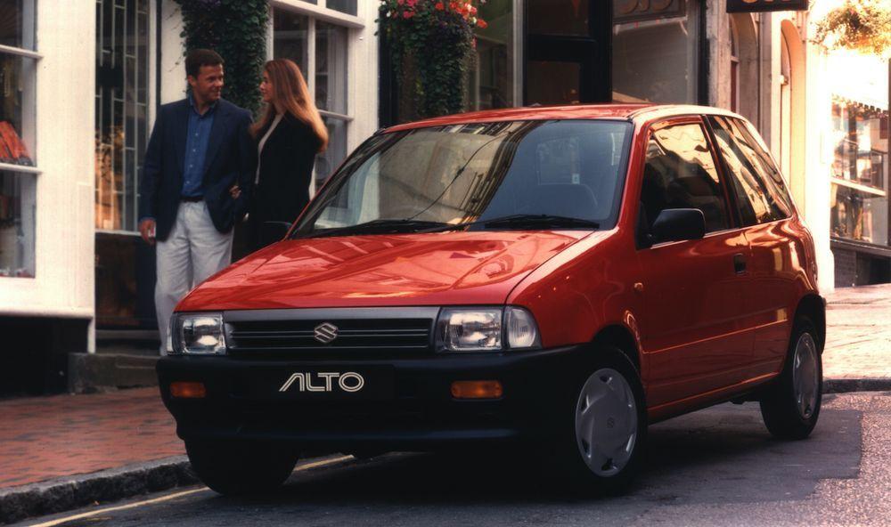 1996 Suzuki Alto