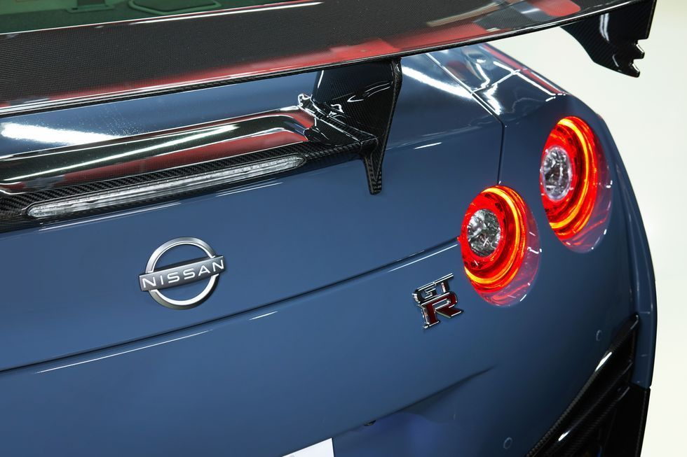 Nissan GT-R R35 NISMO Special Edition 2022,Malaysia