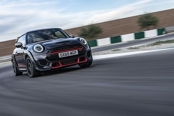 Will MINI Still Be Fun To Drive When They Are All Electric JCW GP