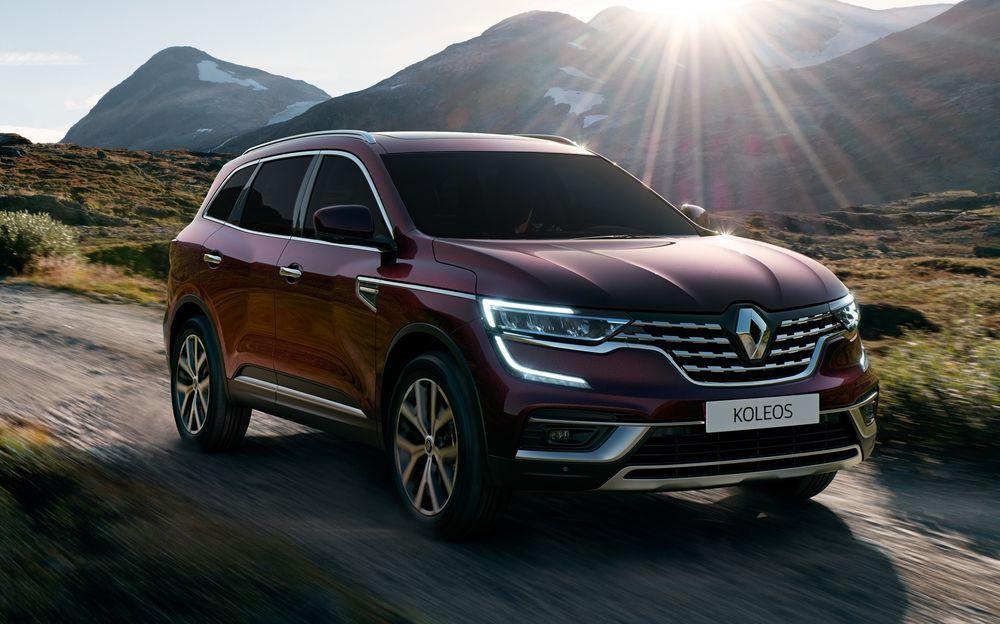 2021 Renault Koleos - Signature Plus