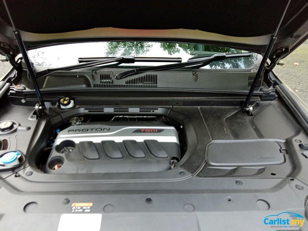 Proton X70 Premium X,Enjin 1.8L TGDI,Turbo,SUV