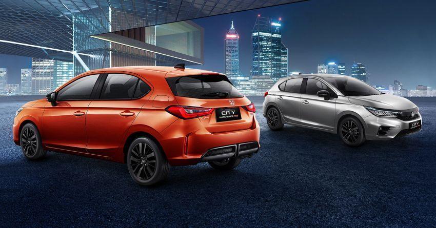 honda city hatchback 2021,RS,Malaysia