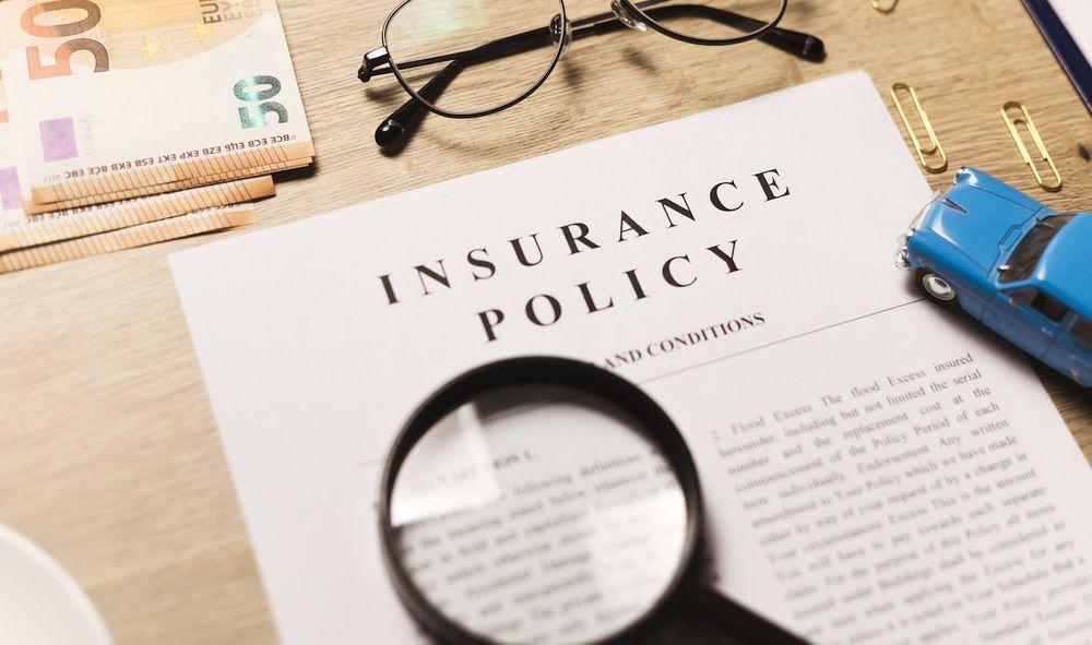 Car Insurance Fine Print