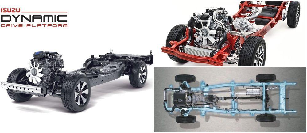 Nissan Navara Pro-4X, Mitsubishi Triton Athlete, Isuzu D-Max X-Terrain