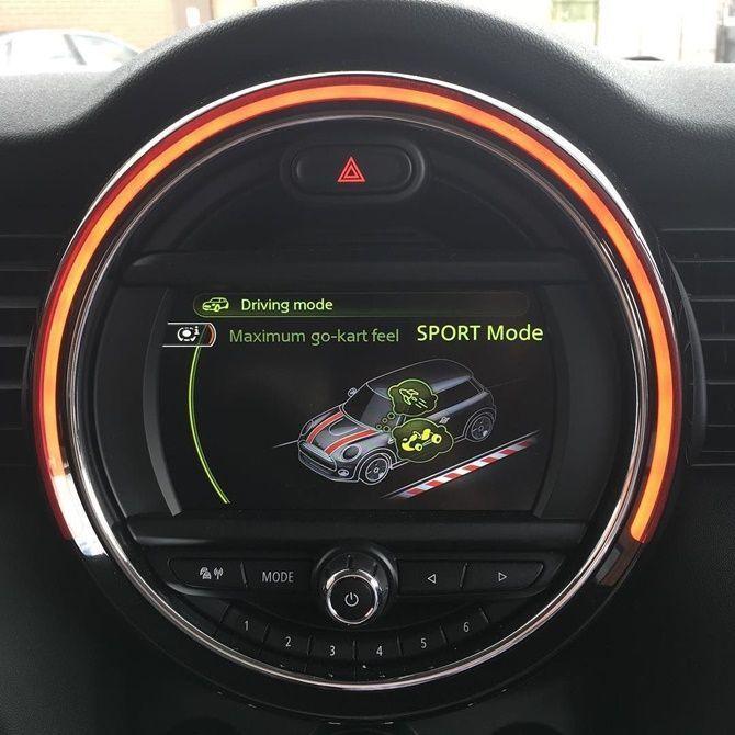 Will MINI Still Be Fun To Drive When They Are All Electric Interior Go kart