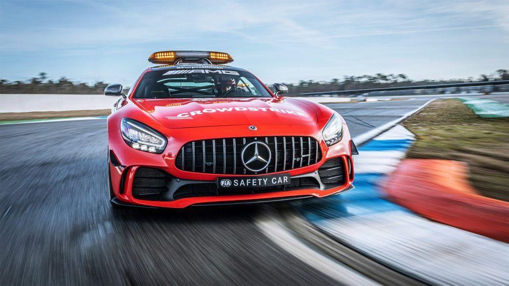 Mercedes-AMG GTR Safety Car