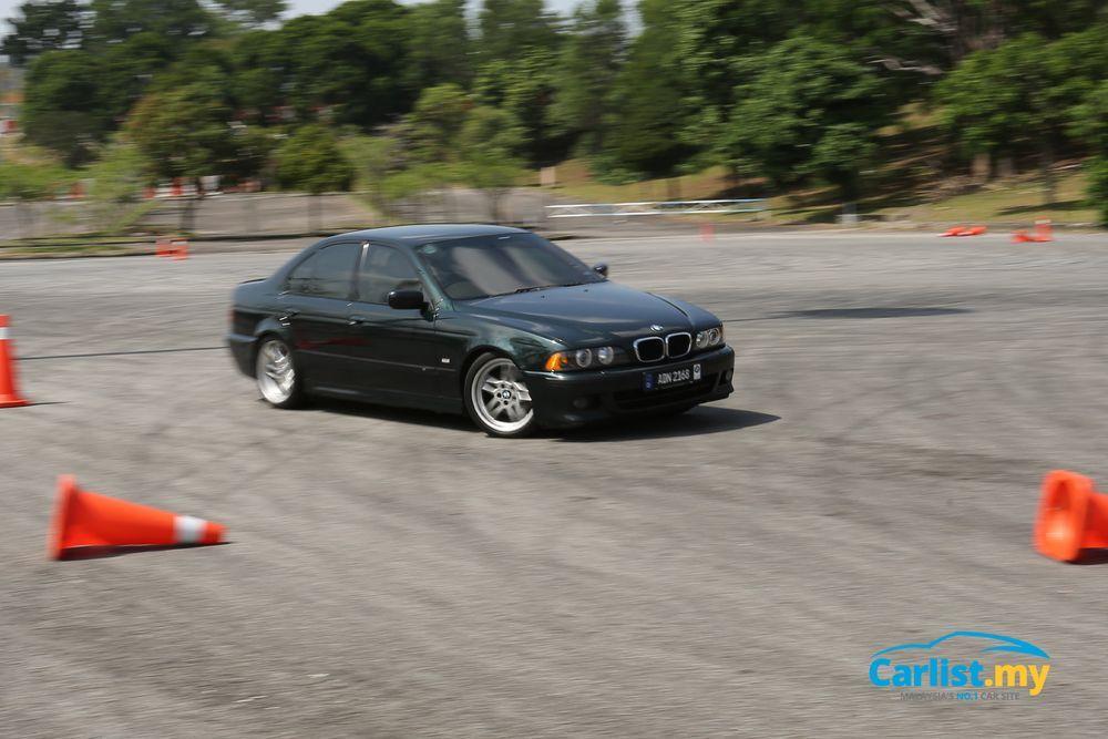 BMW E39 530i Gymkhana