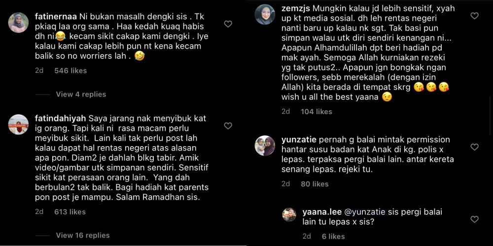 rentas negeri,leeyanarahman,proton x50,netizen