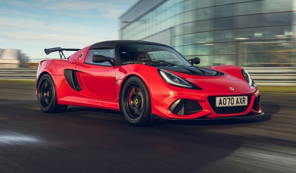 2021 Lotus Exige 420 Final Edition