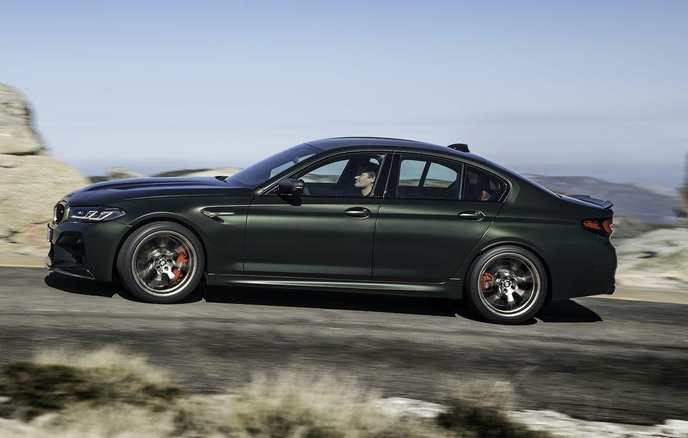 2021 BMW M5 CS (F90)