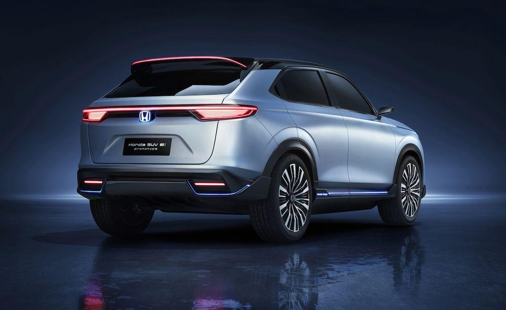 2021 Honda SUV e:prototype - Auto Shanghai