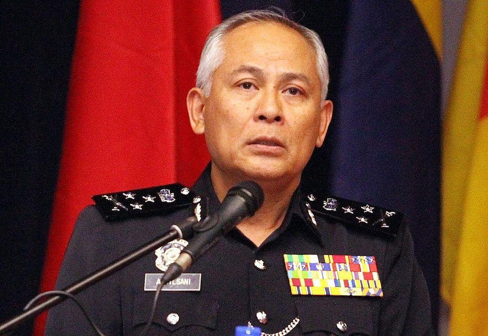 Ketua Polis negara,datuk seri acryl sani,lockdown 3.0,surat MITI