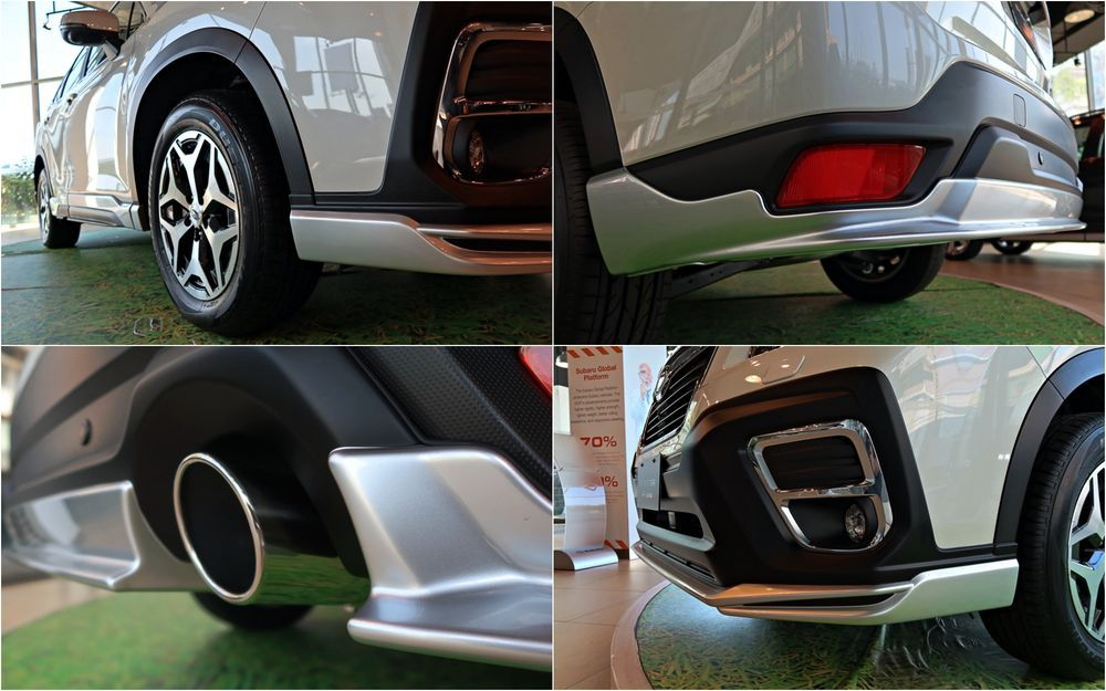 2021 Subaru Forester 2.0i-L GT Lite Edition