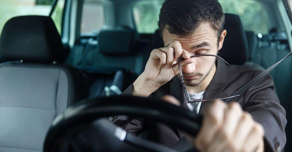 kecuaian pemandu, hati-hati di jalan raya