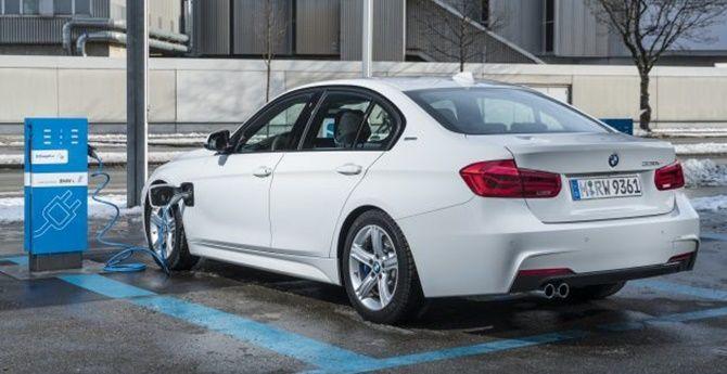 Petrol Prices On The Rise Do Hybrids Make Sense BMW 330e Plug In Hybrid PHEV