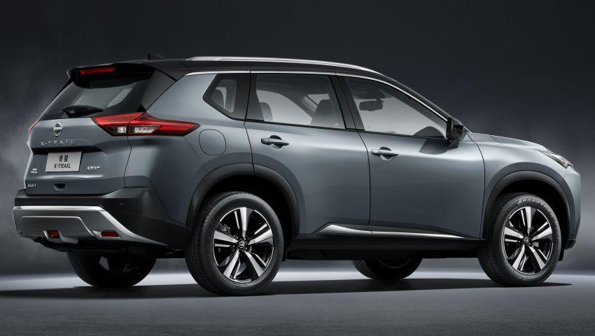 2021 Nissan X-Trail China