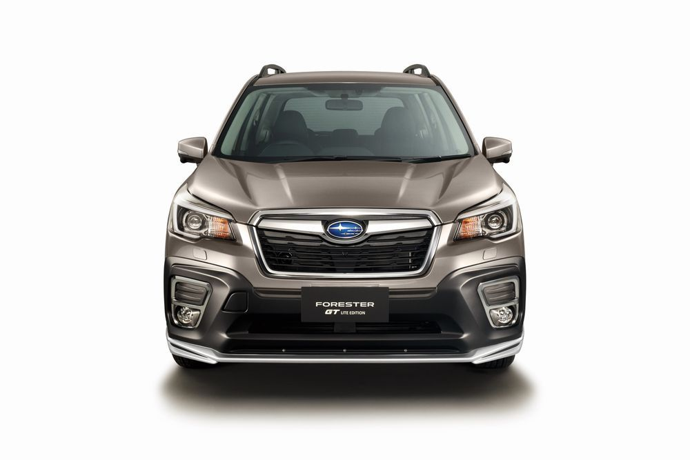 2021 Subaru Forester GT Lite Front Face