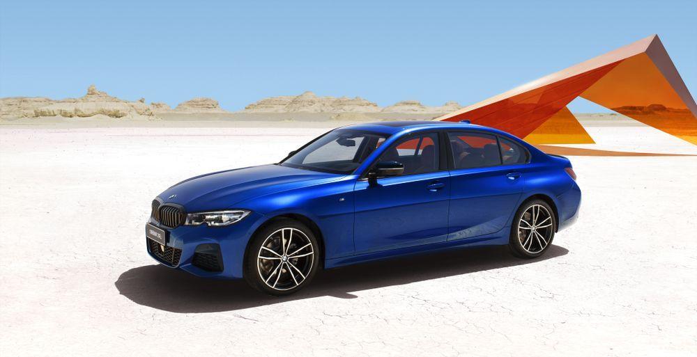 G28 BMW 330Li M Sport