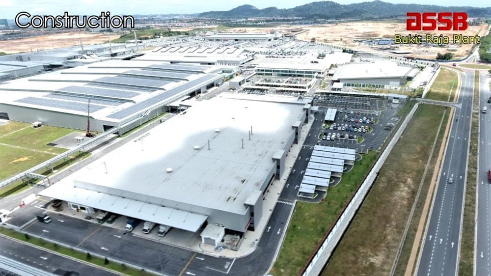 Toyota Plant Bukit Raja Will Build Toyota Corolla Cross