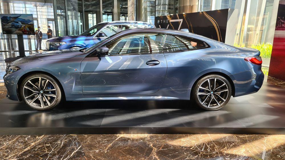 BMW 430i Coupé M Sport 2021, malaysia, exterior