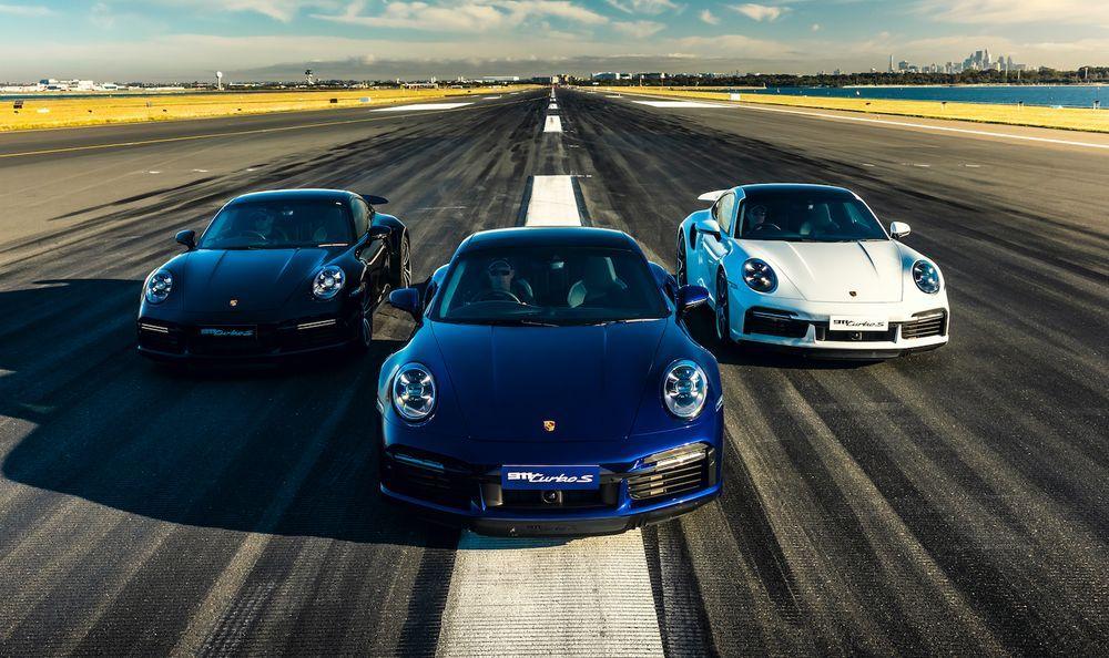 2021 Porsche 911 Turbo S - 992