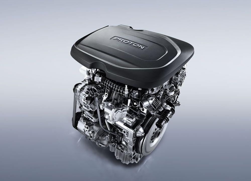 Enjin Proton X50, 1.5L Turbo 3 silinder
