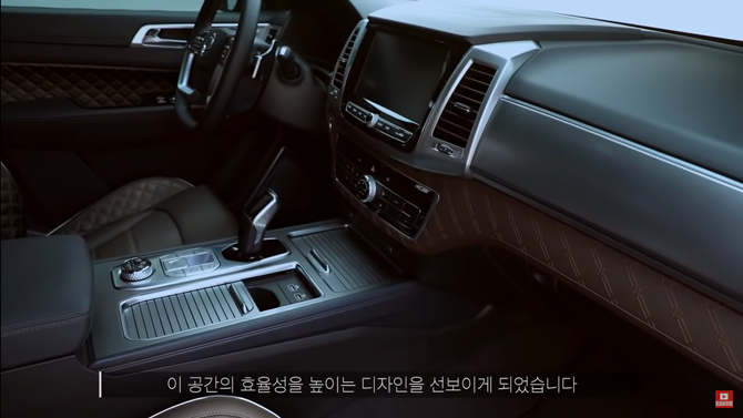 The 2021 Ssangyong Rexton Looks Amazing But We Wont Get It Interior