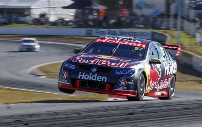 What Is Camber And Can You Have Too Much Of It V8 Supercar