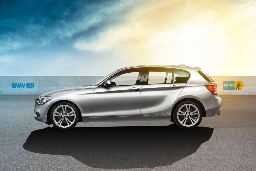 BMW F20 sideprofile