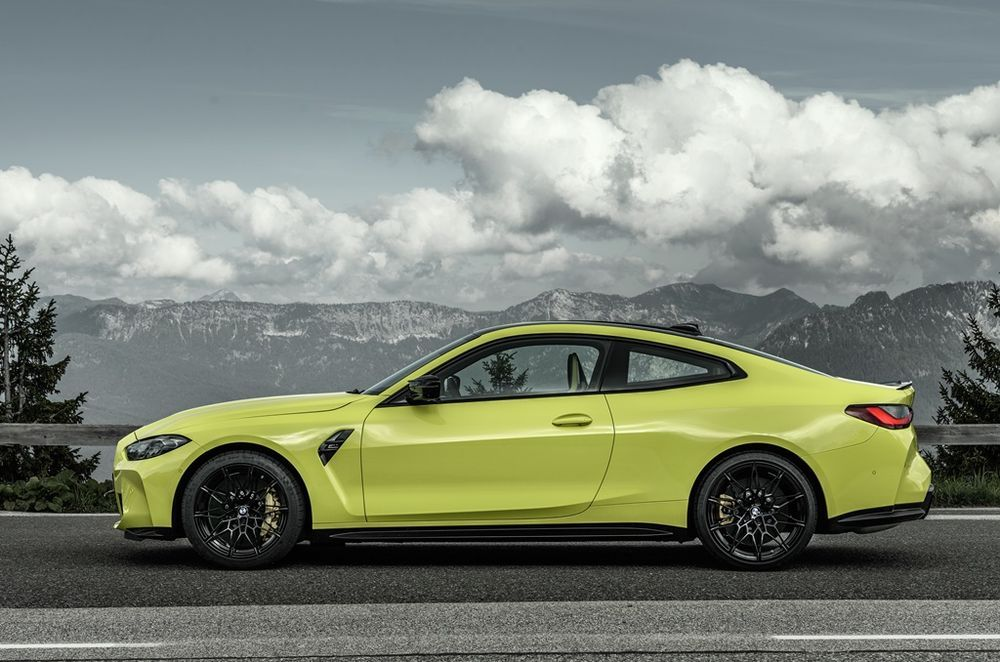 BMW (G82) M4 Competition